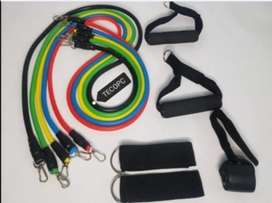 Kit de bandas de resistencia elasticas