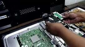 tecnico tv cambio de  led plasma lcd laptop cpu equipos de audio grupo electrogeno proyectos electronicos en general