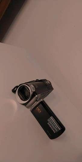 Video camara Samsung HMX F900 52 x zoom óptico HD HDMI