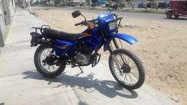 Moto Wanxin 250 cc.todo terreno