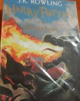 HARRY POTTER 4 Y EL CALIZ DE FUEGO (nuevo)