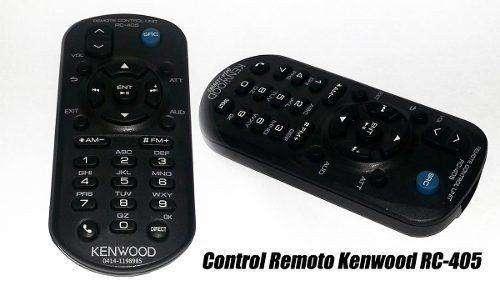 Control remoto KENWOOD RC405 0