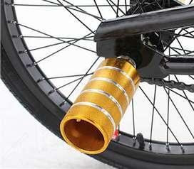Pegs Tubos de Aluminio Para Bmx y Bicicleta Montañera