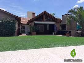 Casa en venta 3 Dor. Pileta B° Cerrado San Alfonso II – Villa Allende – Zona norte Córdoba