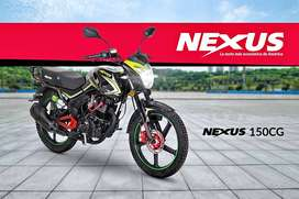 MOTO LINEAL NEXUS 150 CG IDEAL  PARA DELIVERY