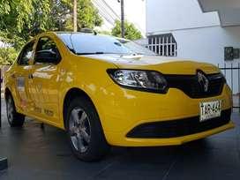 Taxi Renault Logan 2018