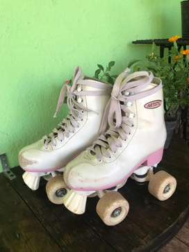 Patines artisticos talle 33