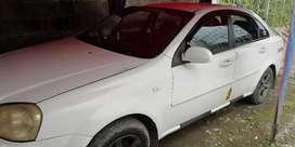 Chevrolet optra año 2006 modelo 1.8 design
