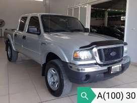 Ford Ranger 3.0 TDI C/D 4x2 xlt 2008 diésel
