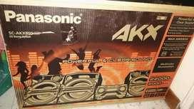 Minicomponente Panasonic AKX-800 nuevo