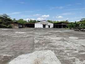 Terreno de venta en Balzar, zona Urbana, uso de suelo comercial.