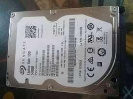 Disco duro SEAGATE 500GB Negociable