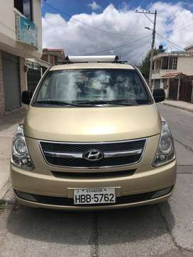 Buseta Hyundai H1 full equipo Único dueño