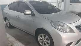 A la venta Carro Nissan Versa modelo 2012