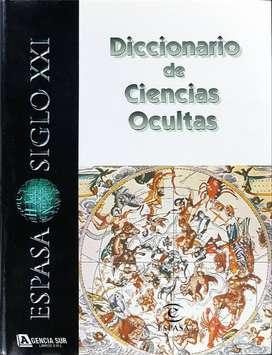 Diccionario de CIENCIAS OCULTAS
