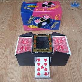 Barajador De Cartas Poker Card Shuffler 4 Deck Casino Pilas