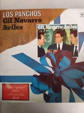 ALBUM DE LOS PANCHOS CON TRES LP