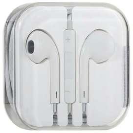 Audífonos Apple Original Blanco
