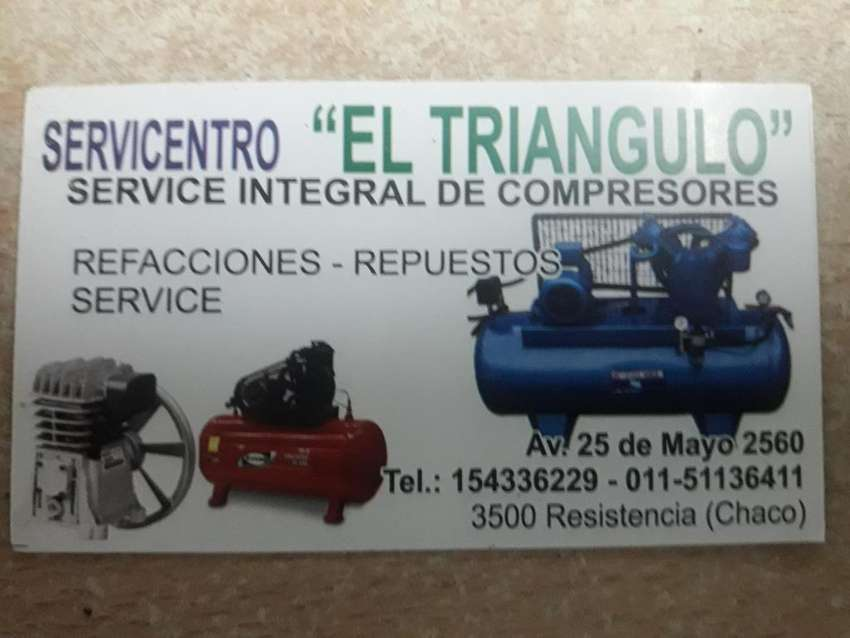 venta y reparacion e compresores 0