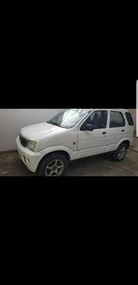 Daihatsu Terios Japonés 4x2 Full