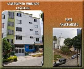 apartamentos amoblados en cabecera y cañaveral desde 99000