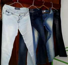 Liquido Pantalones  de Mujer de Marcas