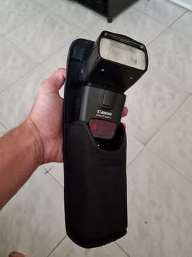 Flash Canon 430EX II Speedlite usado