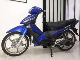 Moto electrica energy motion recibo TV en parte de pago