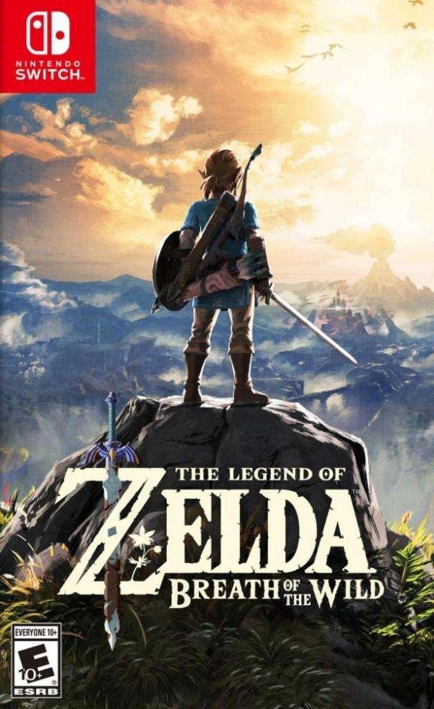 The Legend Of Zelda: Breath Of The Wild 0
