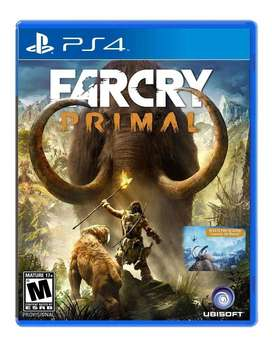 Cambio Far Cry Primal