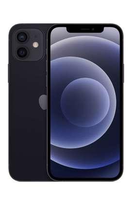 iPhone 12 64gb Nuevo-sellado-garantia color negro