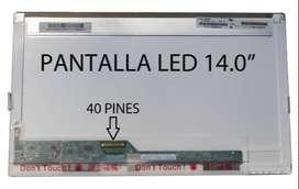 PANTALLA 14.0 LED NORMAL 40 PINES