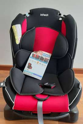 Silla para auto Infanti Journey Red V2
