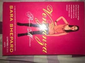 Libro Venganza de Sara Shepard
