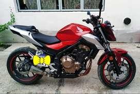 En Venta Honda CB 500 F...