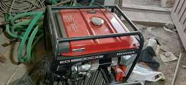 se vende generador honda 6500wt