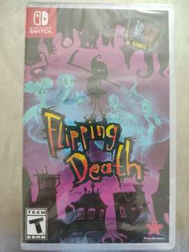 Videojuego Flipping Death Nintendo Switch