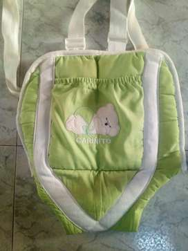 Mochila Porta Bebe