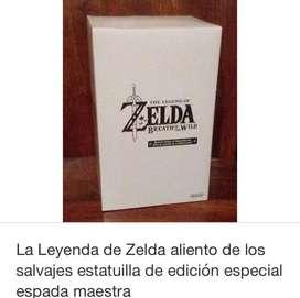 Espada Maestra Zelda Breat Of Wild