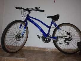 Se Vende Bicicleta por Motivo de Viaje