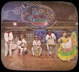 música tradicional y comercial de la costa Caribe