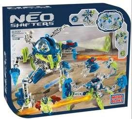 Neo Shifters Mega Bloks Set 6337