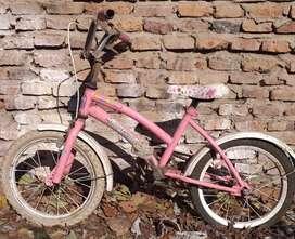 Bicicleta para nena..