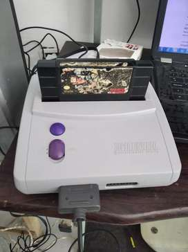 Super Nintendo junior