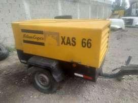 Vendo compresor ATLAS COPCO XAS 66 AÑO 2003