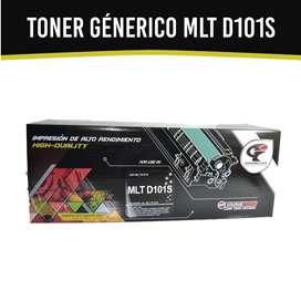Toner  Mlt D101 Samsung Ml-2165w Scx-3405fw Scx-3405w