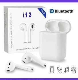 Audífonos inalámbricos manos libres Bluetooth