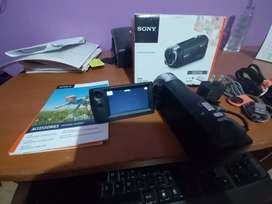 Vendo camara video Sony Handycam