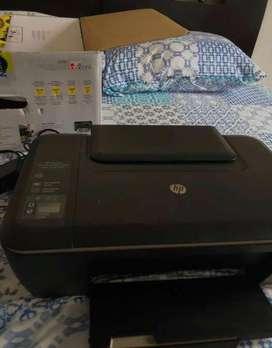 Impresora hp 2515 multifuncional