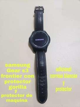 Reloj samsung gear